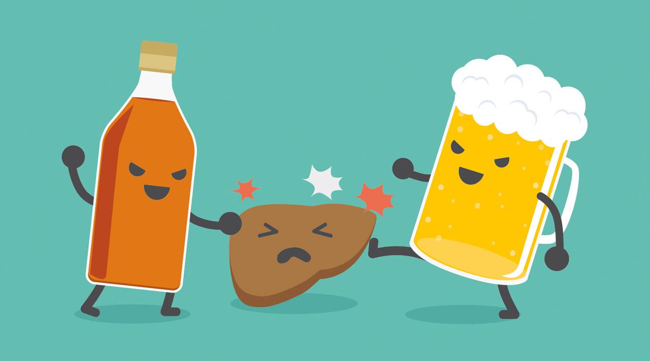 Gallenblase alkohol trinken ohne Diese 13